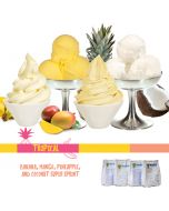 Tropical Super Sprint Flavor Pack
