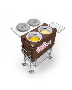 ifi® Cart for Gelato CoolBox