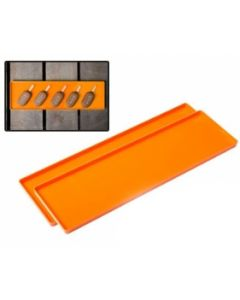 Display Tray - Orange